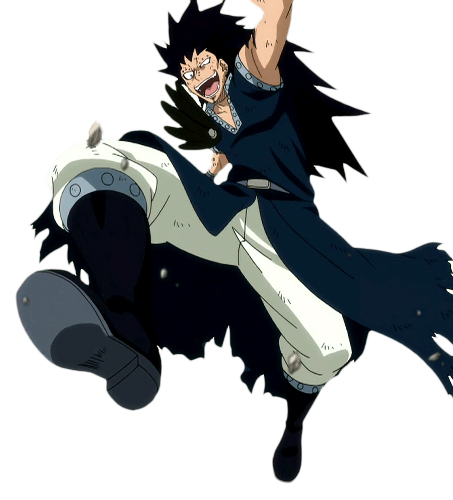 Image - Gajeel's Madness.png