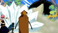 Ice Make Shield vs Angelica Gas