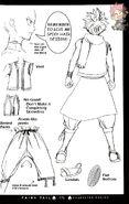Anime Design Natsu 3