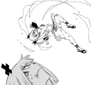 Ataque surpresa de Lucy