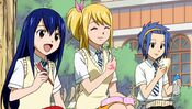 OVA 2 - Wendy with Lucy and Levy