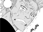 Laxus cries