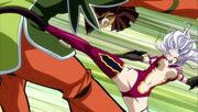 Mirajane contra Azuma