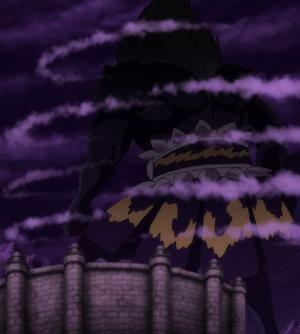 Ikusa-Tsunagi is summoned
