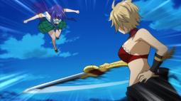 Wendy logra escapar de Dimaria