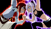 Young Erza vs. Young Mirajane