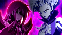 Ep 124 - Erza and Mirajane ready to fight