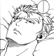 Laxus despierta