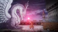 Dragon Slaying Magic is born