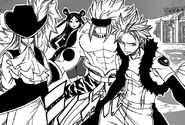 Sabertooth llega para proteger a Minerva