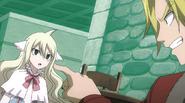 Yuri starts the game with Mavis