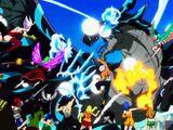 Fairy Tail vs. Acnologia