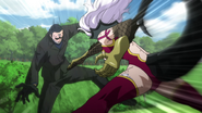 Mirajane beats Jacob