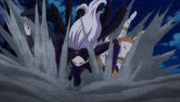 Mirajane defeats Heine and Juliet