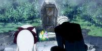 Lisanna's grave