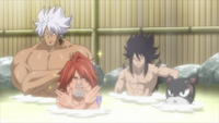 Ichiya in the hot springs