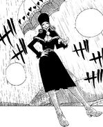 Juvia as a Mage of Phantom Lord