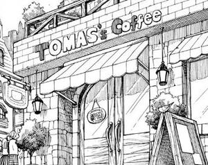 Tomas's Coffee