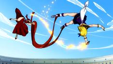 Lucy VS Flare Fleuve Etoile