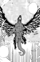 Acnologia activates eternal flare