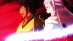 Historia de Ikaruga y Azuma desaparecen