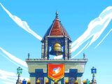 Pierwszy Budynek Fairy Tail