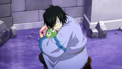 Rogue protege a Frosch