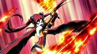 Erza's Flame Slash