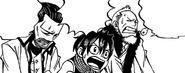 Wakaba Encourages Natsu