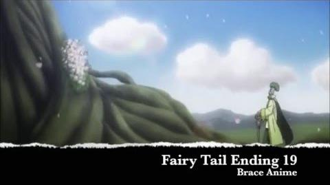 Fairy Tail Ending 19 all Version