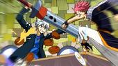 Natsu vs Haru