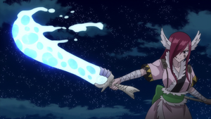Erza's Sea Empress Sword