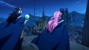 Ultear and Meredy during the third night