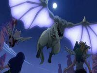 Daphne Dragonoid Vuela