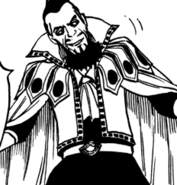 Ivan's attire