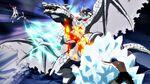 Equipo Natsu vs. Blizzardvern