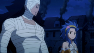 Gajeel is given a task