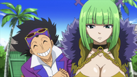 Brandish and Marin
