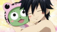 Gray loves Frosch