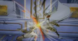 La batalla entre Natsu y Rogue futuro