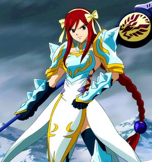 Lightning Empress Armor