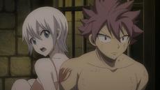 Natsu y Lisanna Capturados