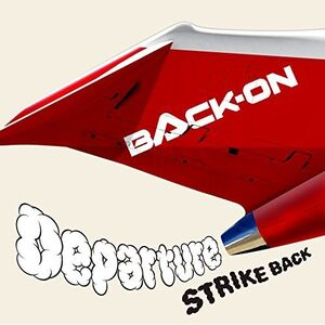 STRIKE BACK CD cover