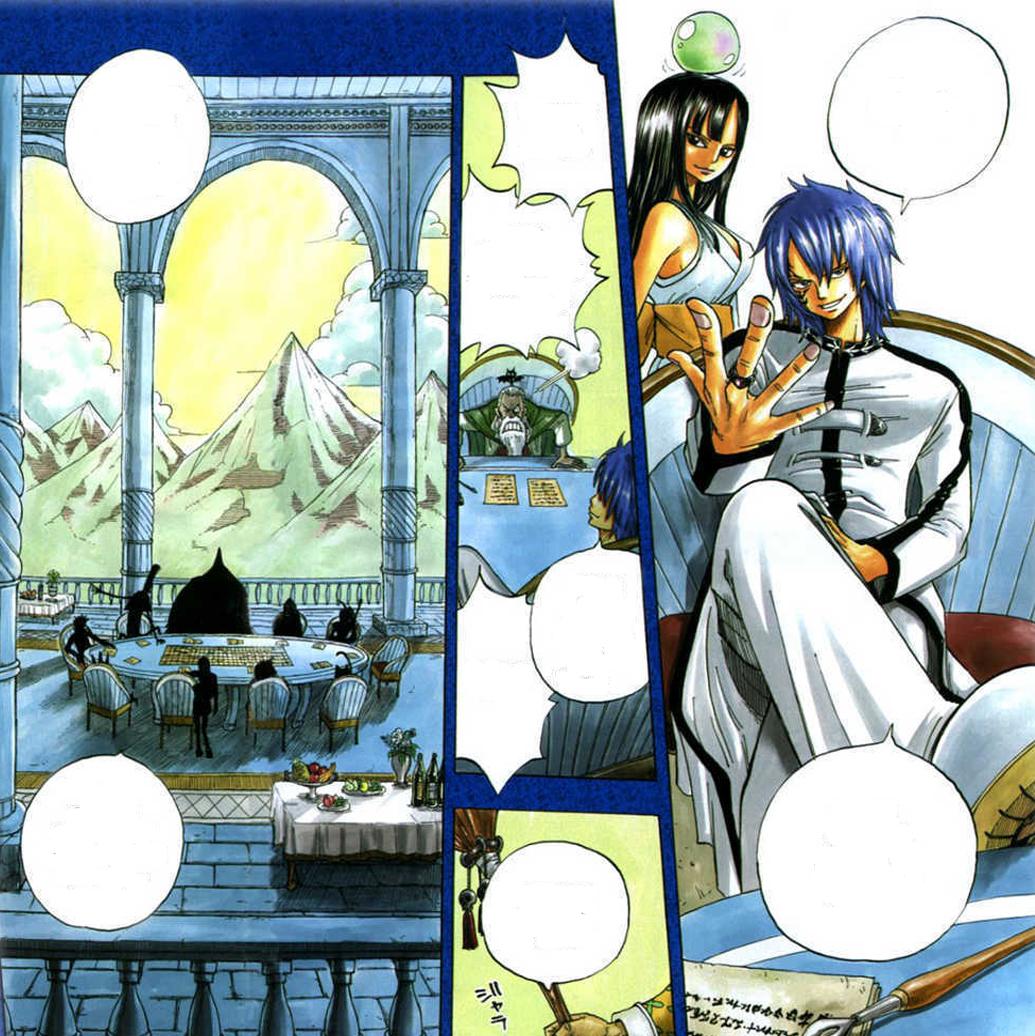 Manga Denizi Fairy Tail 521: FANDOM Powered By Wikia
