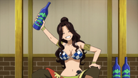 Cana drinks to Makarov s return