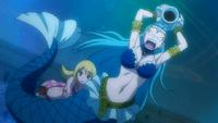 Aquarius in Naval Battle