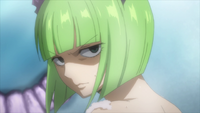 Brandish finds out Lucy's identity