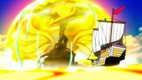 Fairy Sphere - Reaparición de Tenrou