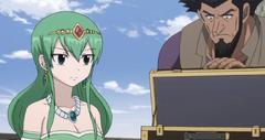 Hisui habla sobre las llaves creadas por ella