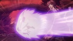 Velocidad de Silver anime